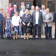 2015. június 20. 45. érettségi találkozó (IV. D 1966–1970)
