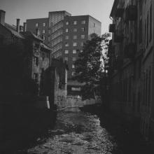 Balla Demeter felvételei, a Miskolc című fotóalbum eredeti kópiái alapján.